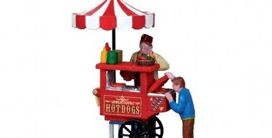 LEMAX - Vendeur de hot dogs