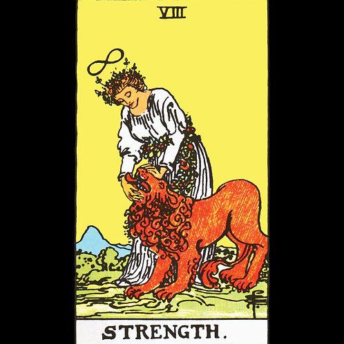 Strength Tarot Shirt