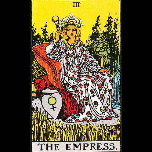 Empress Classic Tarot Shirt