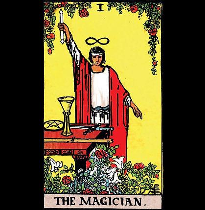 Magician Tarot shirt