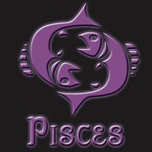Pisces Fish Symbol Zodiac Shirt