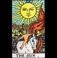 The Sun Tarot Shirt
