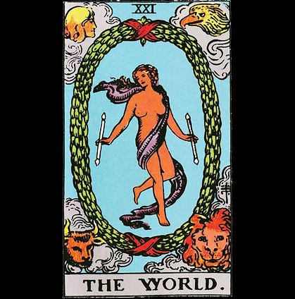 The World Tarot Shirt
