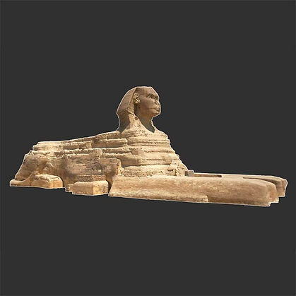Egyptian Mystery of the Sphinx Shirt