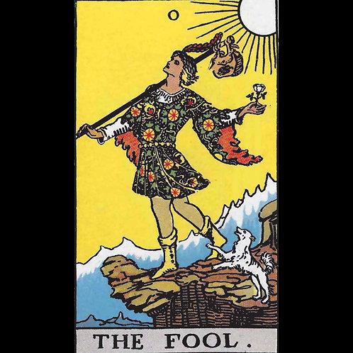 Fool Classic Tarot Shirt