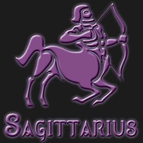 Sagittarius Archer Centaur Symbol Zodiac Shirt