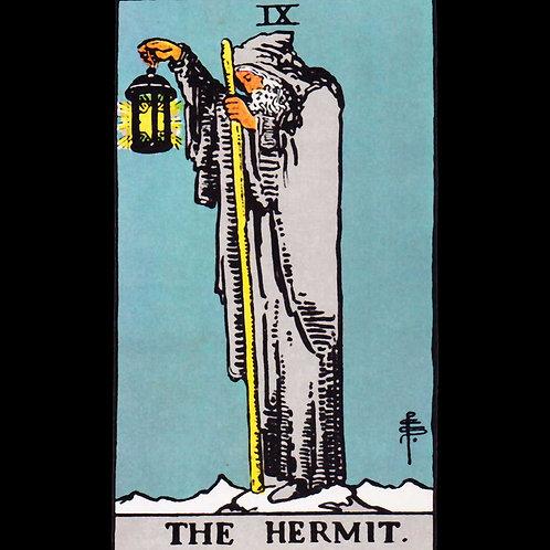 Hermit Classic Tarot Shirt