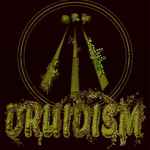 Druidry Druid Nature Awen Shirt