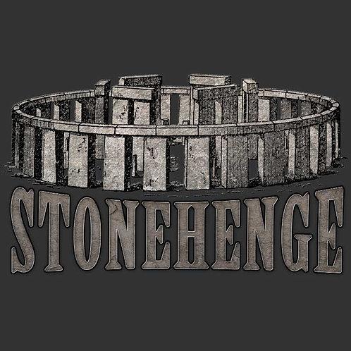 Sacred Druid Stonehenge Shirt