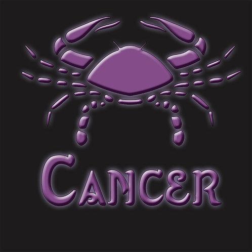 Cancer Crab Symbol Zodiac Shirt