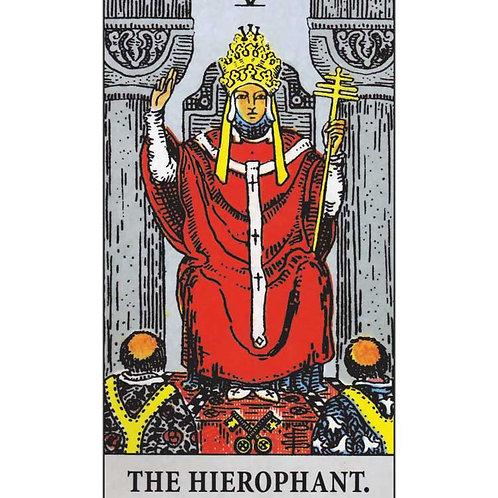 Hierophant Classic Tarot Shirt