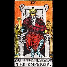 Emperor Tarot Arcana Shirt