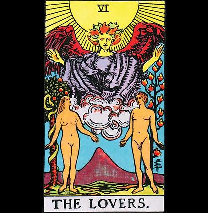 The Lovers Classic Tarot Shirt
