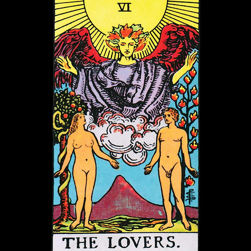 The Lovers Classic Tarot Shirt