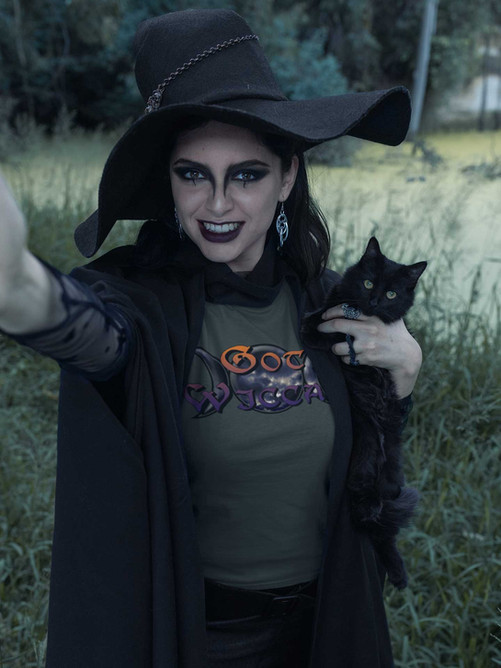 Got Wicca? Witchy Pagan Slogan