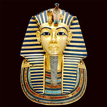 King Tut Tutankhamen Golden Mask Shirt