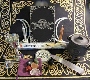 Altar Supplies