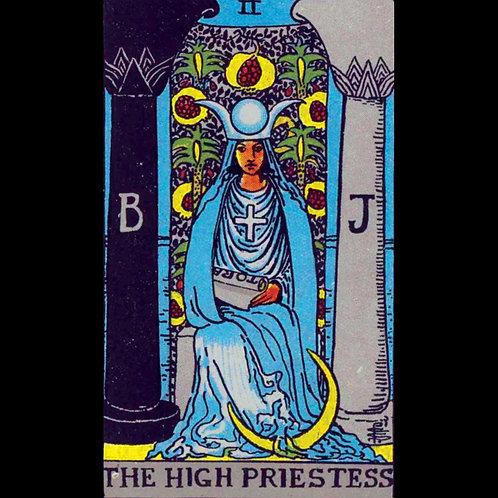 High Priestess Tarot Shirt