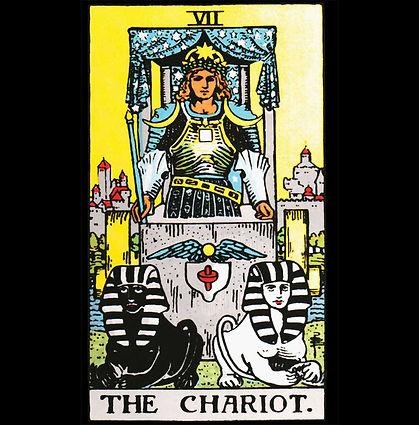 Chariot Classic Tarot Shirt