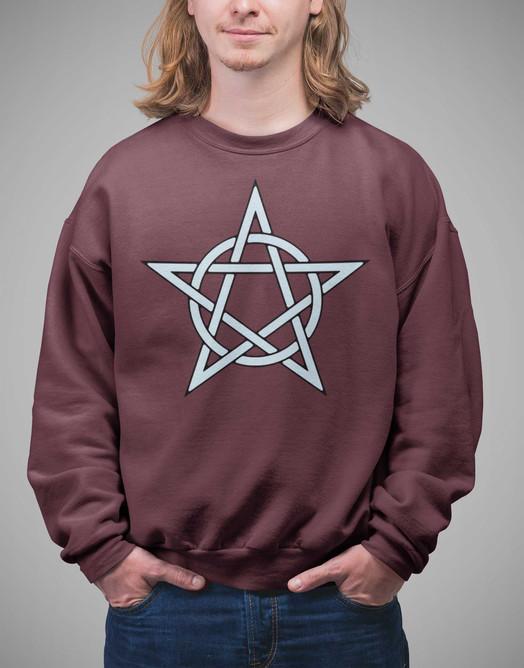 Magic Pentagram Sweatshirt