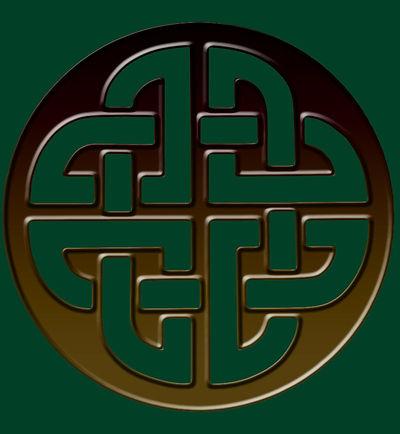 Celtic Endless Knot Symbol Shirt