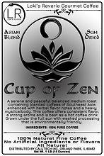 Cup of Zen Asian Blend 100% Organic Spiritual Coffee