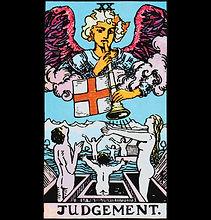 Judgement Classic Tarot Shirt
