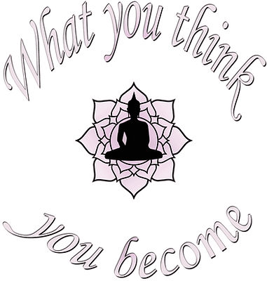 Buddhist What you think you become custom t shirt design