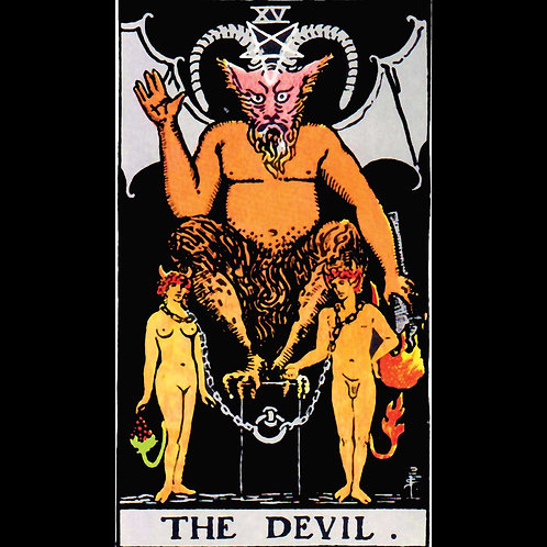 Devil Tarot Shirt