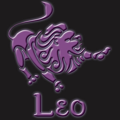 Leo Lion Symbol Zodiac Shirt