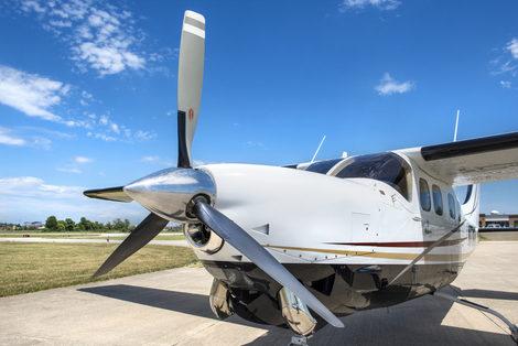 Cessna P210 Silver Eagle