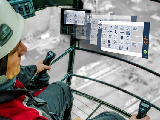 Manitowoc Garage — comment utiliser le système CCS  sur les grues à tour Potain