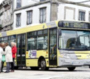 Transporte urbano en Santiago de Compostela