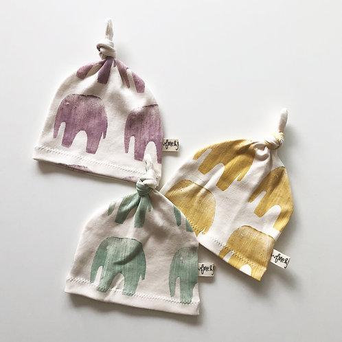 "Baby Mütze ""Elefant"""
