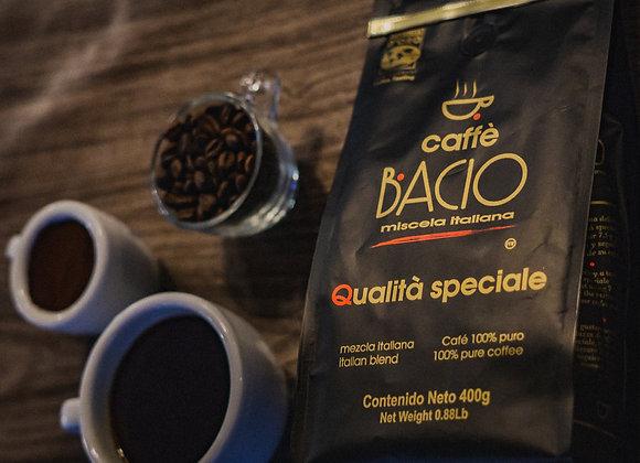 Bacio Qualitá Speciale café 1 kilo