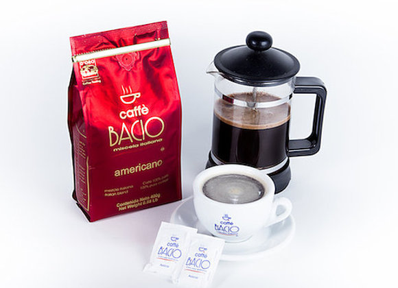 Bacio Americano Catering café 400gr