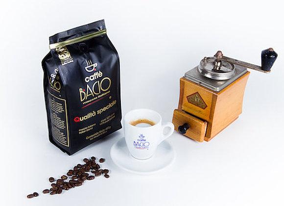 Bacio Qualitá Speciale café 400gr