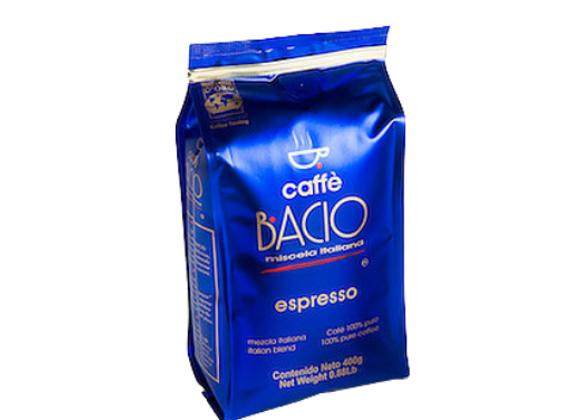 Bacio Espresso BAR café 400gr