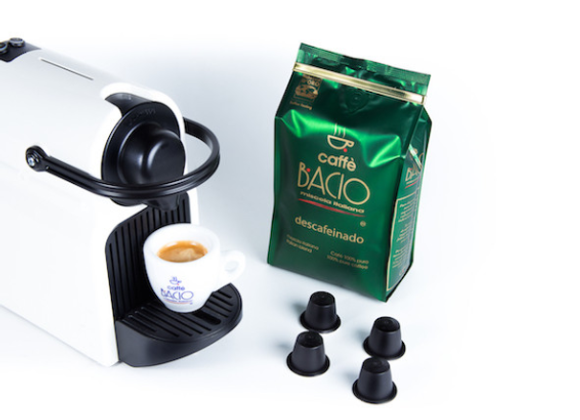Cápsulas Descafeinadas, compatibles con nespresso 24 piezas