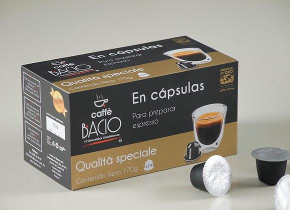 Caja 24 Capsulas Qualita Speciale