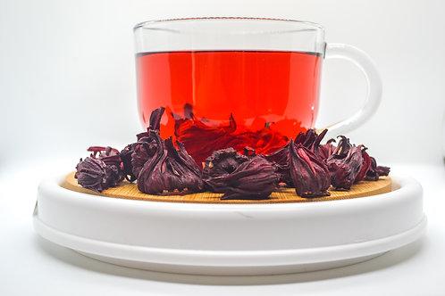 Crimson Hibiscus Tea