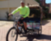 We also offer work opportunities for enterprising individuals who like working forthemselves, staying fitandserving people in an outdoor environment. Contact us if you're interested in becoming a ShowPeds pedicab driver.