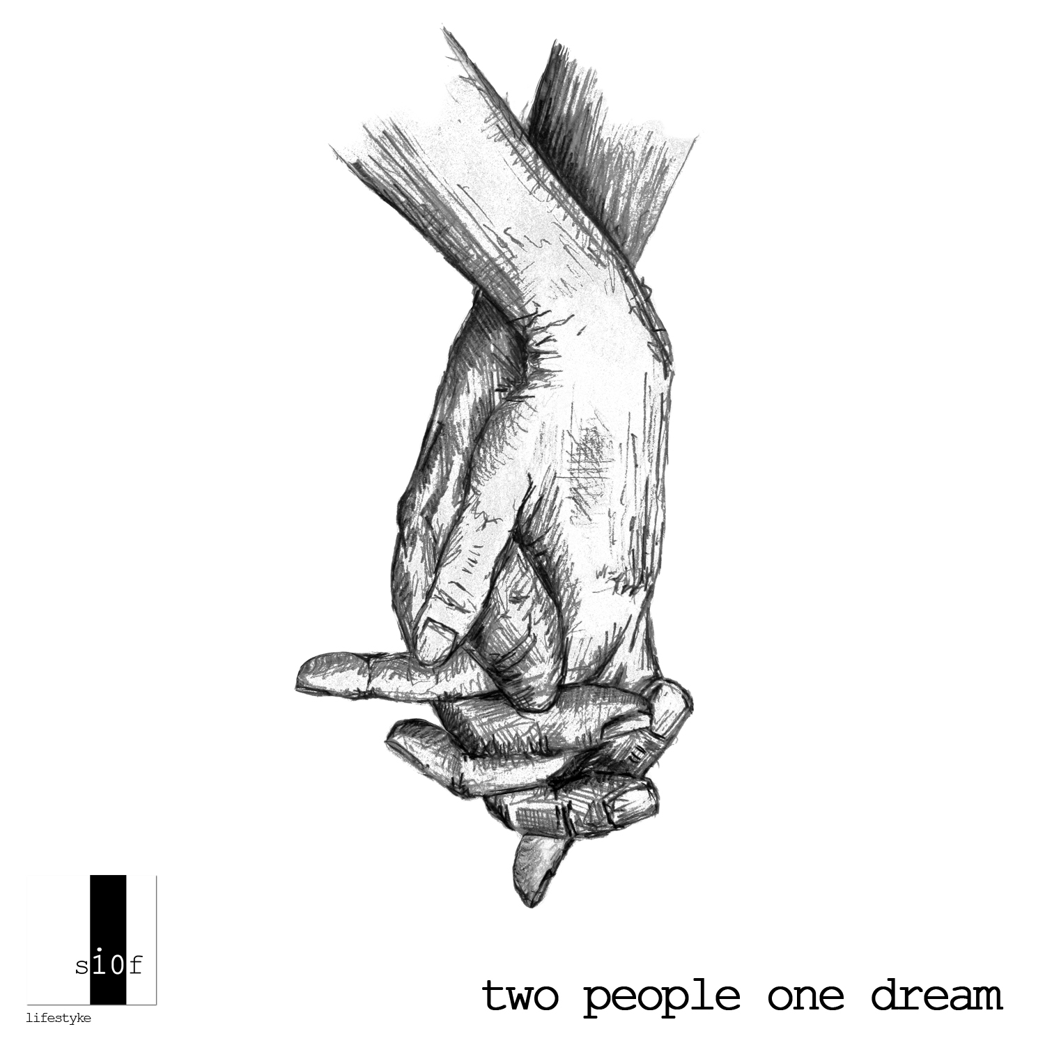 two people one dream