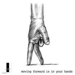 moving forward is in your hands