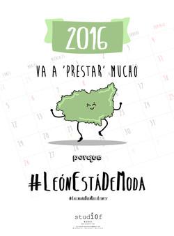 #LeónEstáDeModa