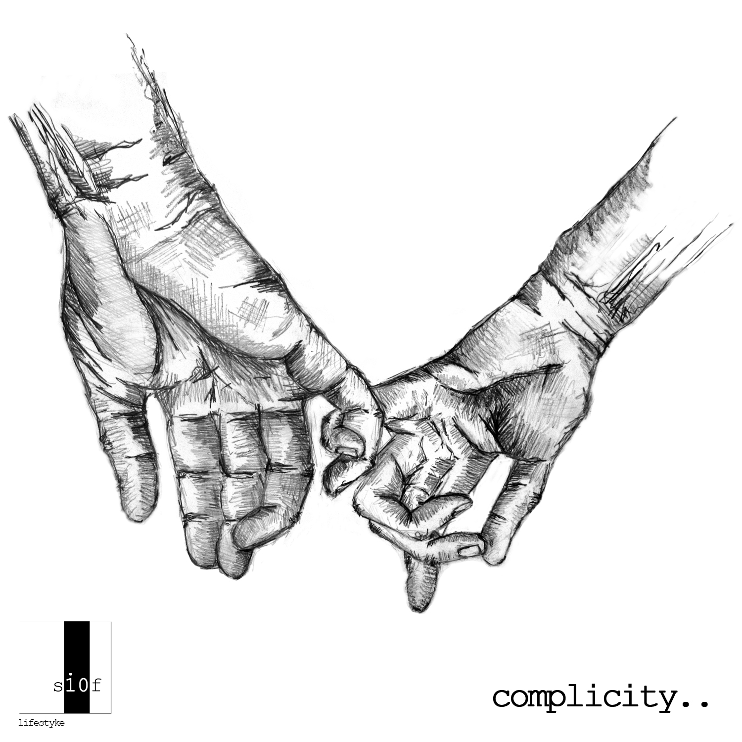 complicity...