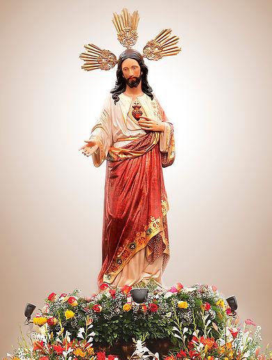Sagrado Corazón de Jesús Pro Ecclesia Sancta