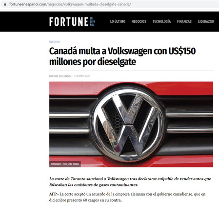 Fortune Espanol