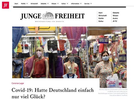 Junge Freiheit (Germany)