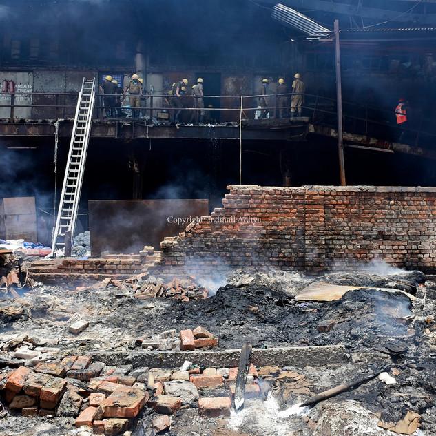 Fire In Kolkata